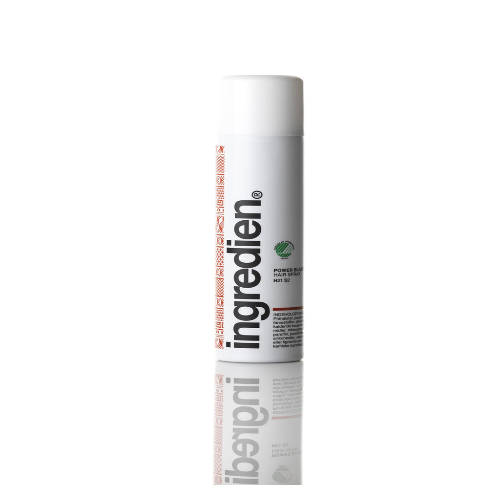POWER BLASTER HAIR SPRAY EXTRA HOLD M/PARFUME