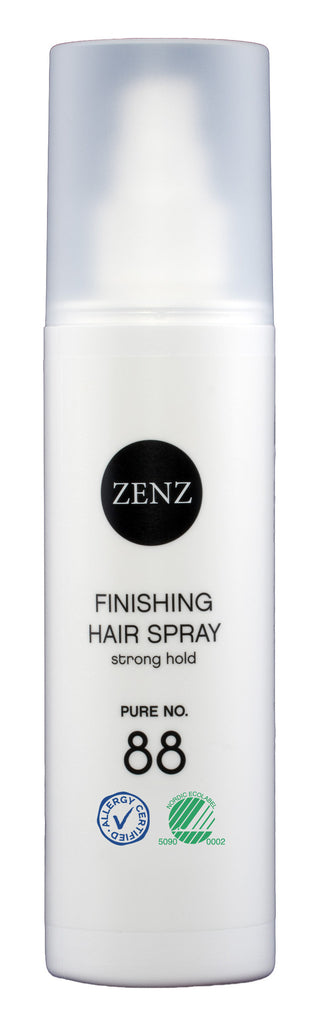 Finishing hair spray pure 88