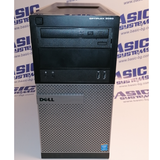 Компютър втора употреба DELL OptiPlex 3020 - CPU i5-4590, 16GB RAM, 128GB SSD+500GB HDD, GTX 1050 Ti 4GB
