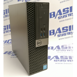 Компютър втора употреба DELL OptiPlex 3040 SFF  - CPU Intel i3 6100, 8GB RAM, 500GB HDD, HD Graphics 530