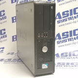 Компютър втора употреба DELL OptiPlex 780 SFF - CPU E5800 - 3,20GHz, 8GB RAM, 500GB HDD, Intel GMA