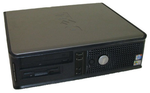 Компютър втора употреба DELL OptiPlex GX620 - CPU Pentium 4 3,0Ghz, 2GB RAM, 80GB HDD, Intel GMA950