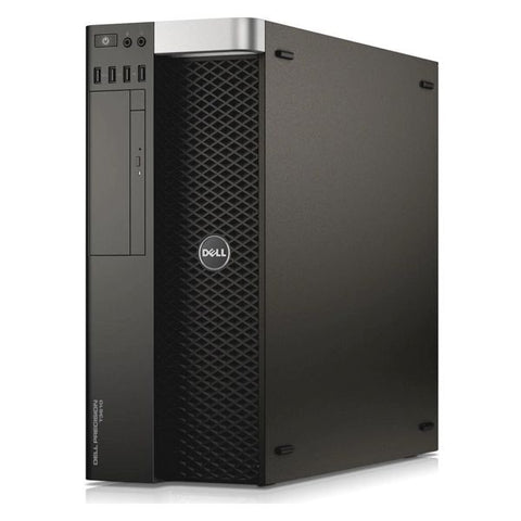 Работна станция втора употреба DELL Precision T3610- CPU Xeon E5-1620v2, 16GB RAM-1866 MHz, 2x500GB HDD, Quadro K420