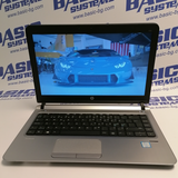 Лаптоп втора употреба HP ProBook 430 G3  - CPU I5 6200U, 2,3Ghz, 4GB RAM, 128GB SSD,  HD Graphics 520