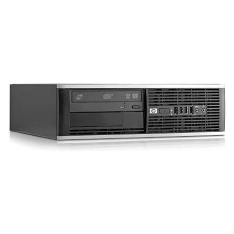 Компютър втора употреба HP Compaq 6300 Pro Desktop  - CPU i3-2120, 4GB RAM, 250GB HDD, HD Graphics 2000