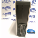 Компютър втора употреба HP Compaq Elite 8300 Desktop - CPU i5 3470 3,2Ghz, 4GB RAM, 128GB SSD, HD Graphics 2500