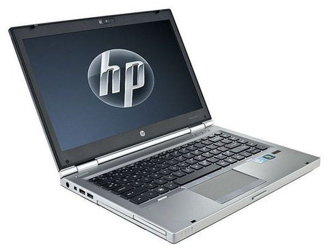 Лаптоп втора употреба HP EliteBook 8460p - CPU i5-2410М, 4GB RAM, 120GB SSD, HD Graphics 3000