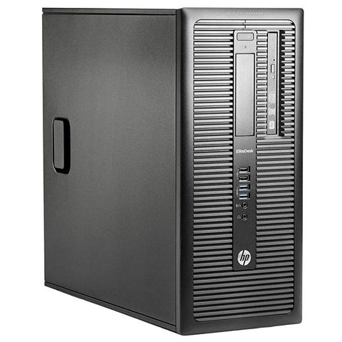 Компютър втора употреба HP Prodesk 600 G1 - CPU G3250, 4GB RAM, 500GB HDD, HD Graphics for 4th Generation