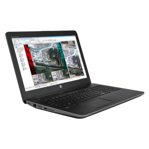 Лаптоп втора употреба HP ZBook 15 G3 - CPU i7-6820HQ, 16GB RAM DDR4, 512 GB SSD, Quadro M1000M