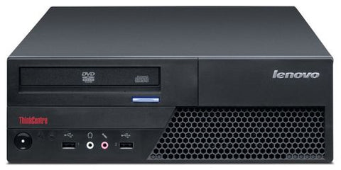 Компютър втора употреба IBM ThinkCentre M55 - CPU C2D E6400 – 2,13Ghz, 4GB RAM, 80GB HDD, Intel GMA3000
