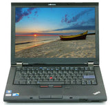 Лаптоп втора употреба Lenovo ThinkPad T410 - CPU i5-520M, 4GB RAM, 160GB HDD, HD Graphics 3000