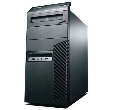 Компютър втора употреба Lenovo ThinkCentre M81 - CPU i5-2400, 4GB RAM, 320GB HDD, HD Graphics 2000