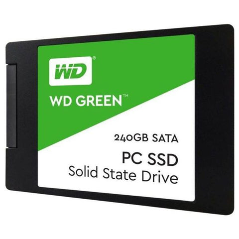 SSD диск - 240GB - Western Digital GREEN
