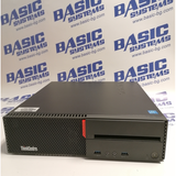 Компютър втора употреба Lenovo ThinkCentre M800 - CPU Intel i3 6100  3.70 GHz, 8GB RAM DDR4, 500GB HDD, HD Graphics 530