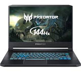 Лаптоп Acer Predator Triton 500 - CPU Intel Core i7-9750H, 16GB DDR4, 512GB SSD, nVidia GeForce RTX 2060 6GB (24 месеца гаранция)