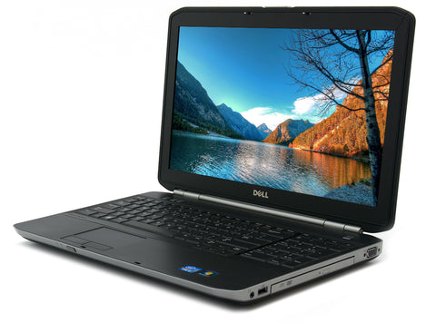 Лаптоп втора употреба DELL Latitude E5520 - CPU i5-2410M 2.30 GHz, 4GB RAM, 250GB HDD, HD Graphics 3000