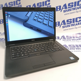 Лаптоп втора употреба DELL Latitude E5480 - CPU i5 7300U, 8GB RAM, 512GB SSD, HD Graphics 620, IPS