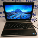 Лаптоп втора употреба DELL Latitude E6520 - CPU i5-2520М, 4GB RAM, 320GB HDD, HD Graphics 3000