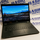 Лаптоп втора употреба Fujitsu LifeBook U747 - CPU i7-7500U, 16GB RAM, 512GB SSD, HD Graphics 620, 1920x1080, IPS, TOUCH