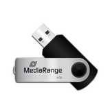 Флаш памет MediaRange USB 2.0 4GB - MR907
