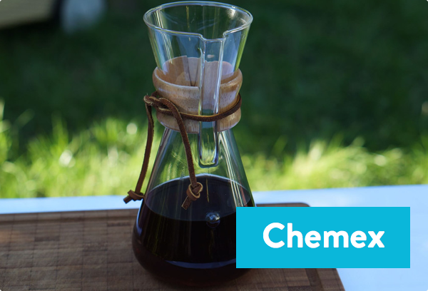 Brewing-Guide Chemex