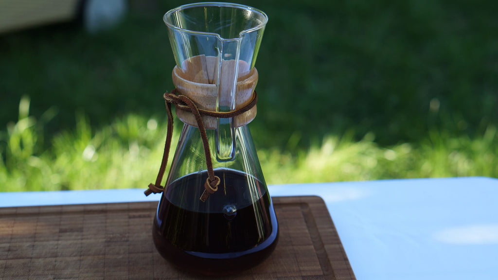 earlybird coffee Chemex fertiger Kaffee