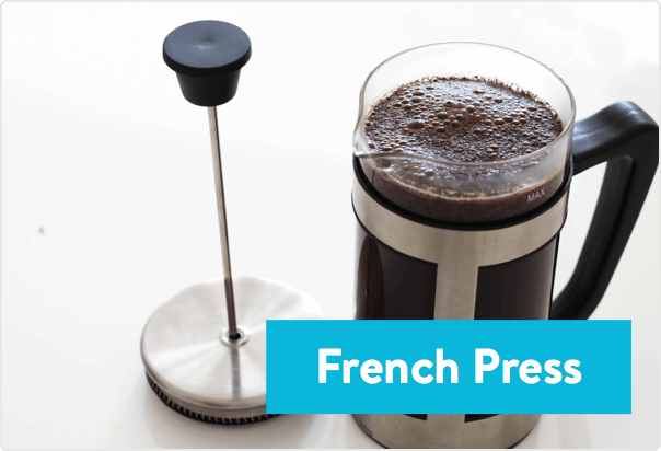 Brewing-Guide French Press