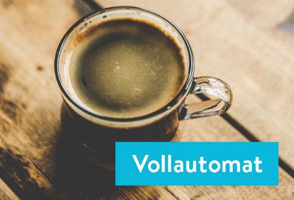 Brewing-Guide Vollautomat