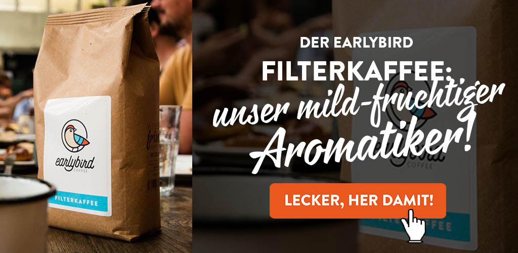 earlybird coffee filterkaffee shop