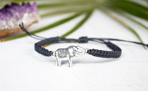 Elephant Bracelet Double Sided