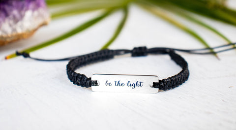 Be the Light Bracelet