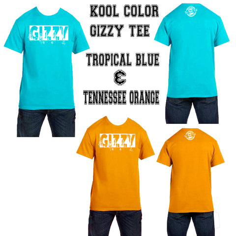 Backwards Gizzy T KOOL COLORS