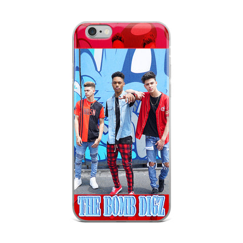 TBD iPhone Case