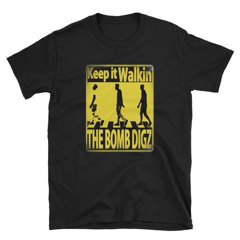 "Limited Edition ""Keep it Walkin"" Tee's"