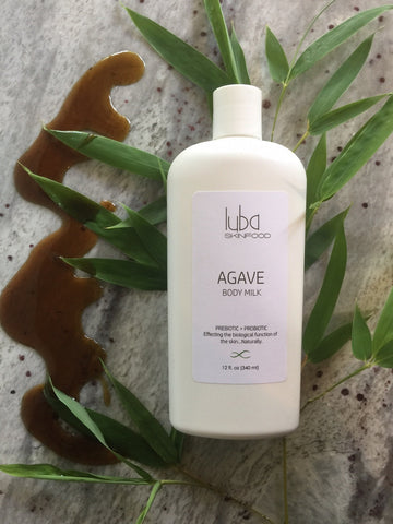Agave Nectar Body Milk