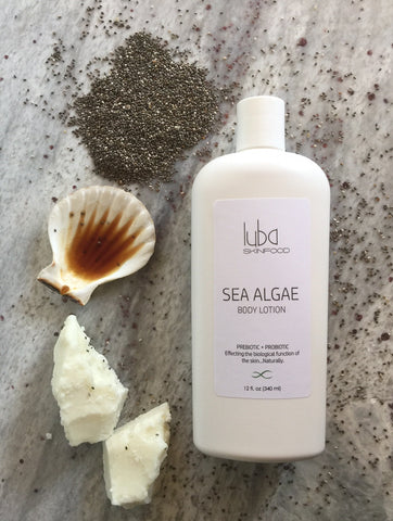SEA ALGAE Body Lotion