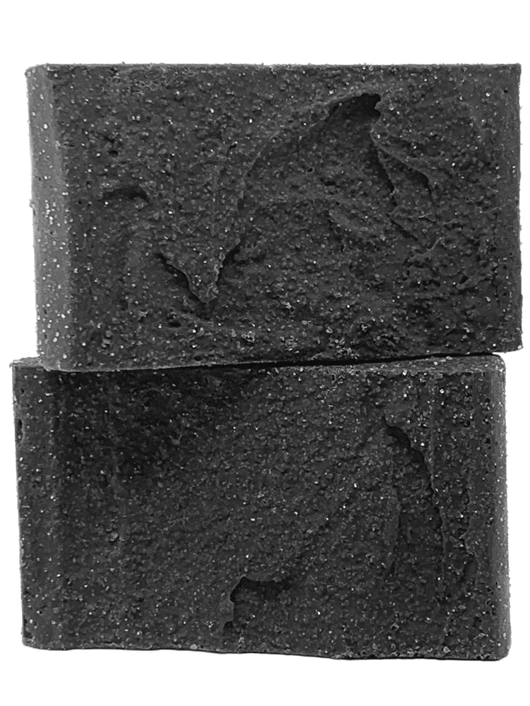 Black Lava Hawaiian Sea Salt Soap - 11 oz.