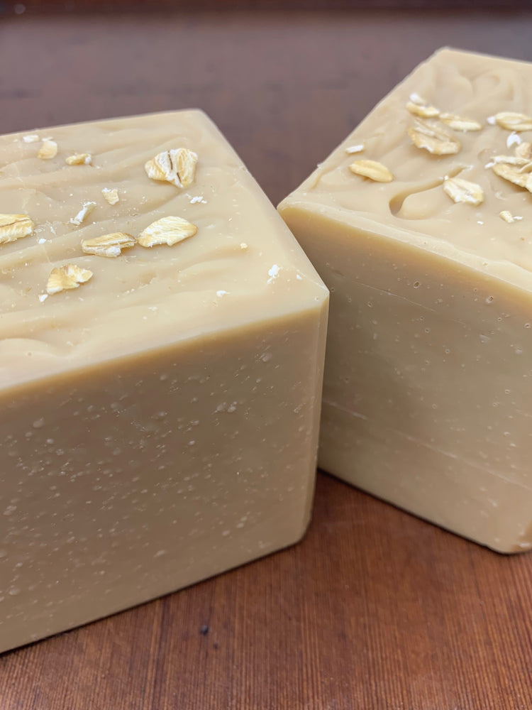 LUBA SOAP Oatmeal Milk + Honey