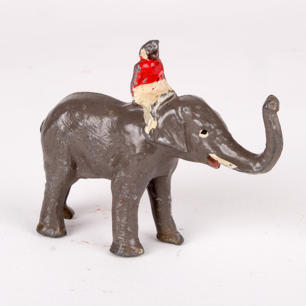 Man on Elephant