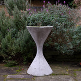 Small Willy Guhl Concrete Planter