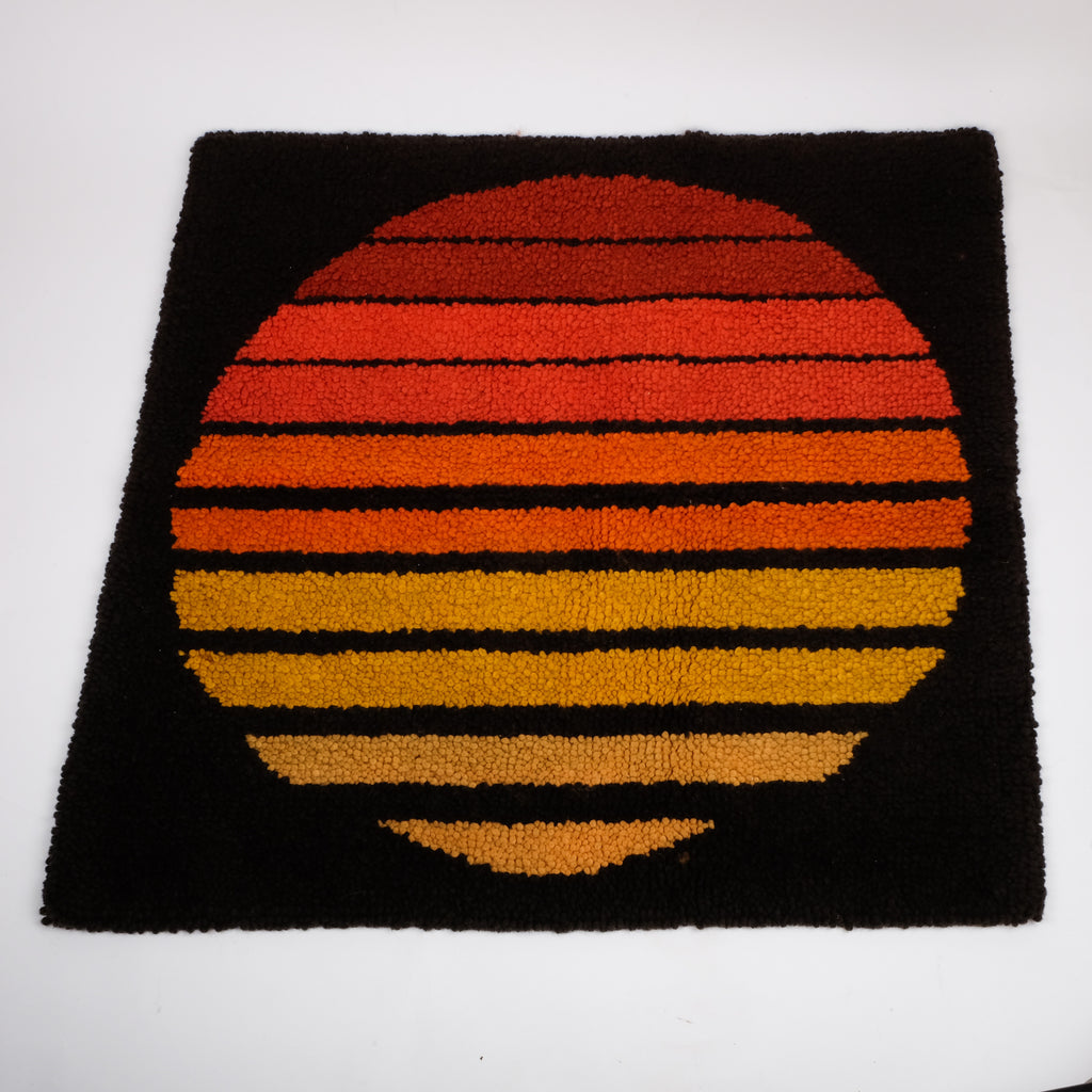 1960s Tufted Rug