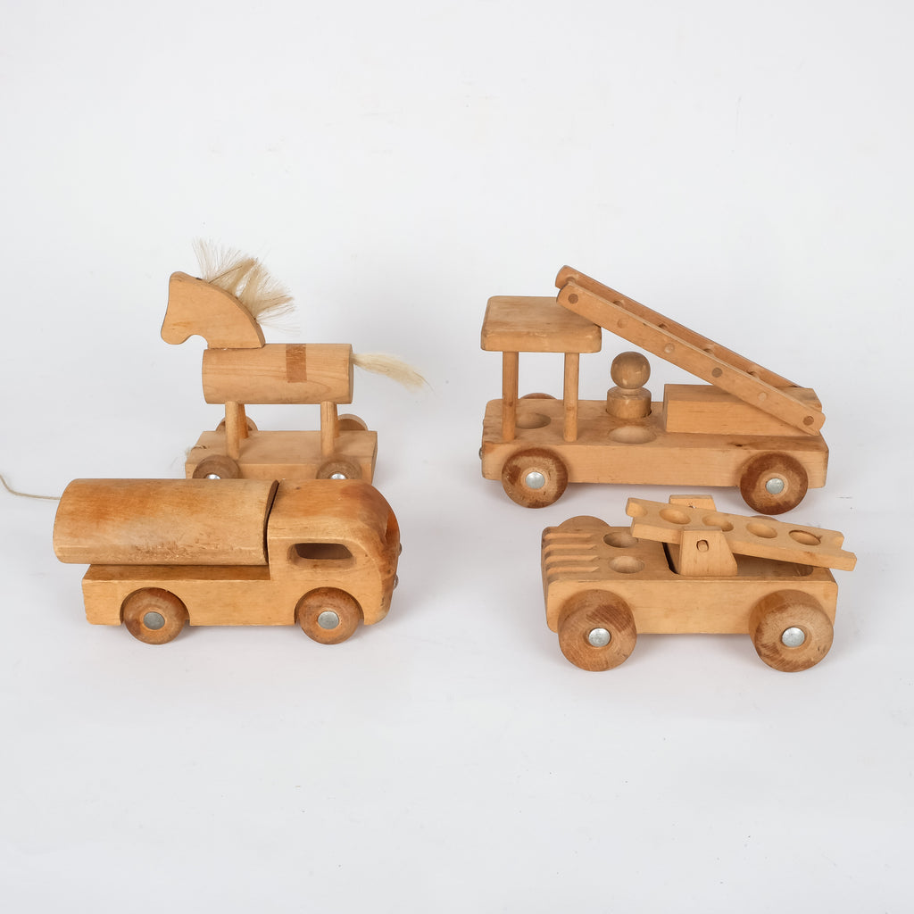 Wooden Childrens Toys