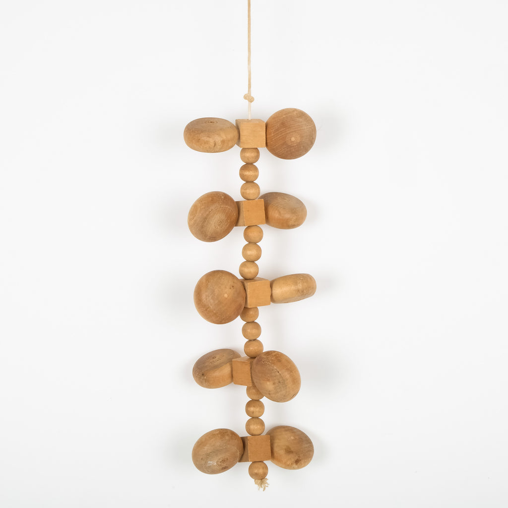 Wooden Toy Mobile