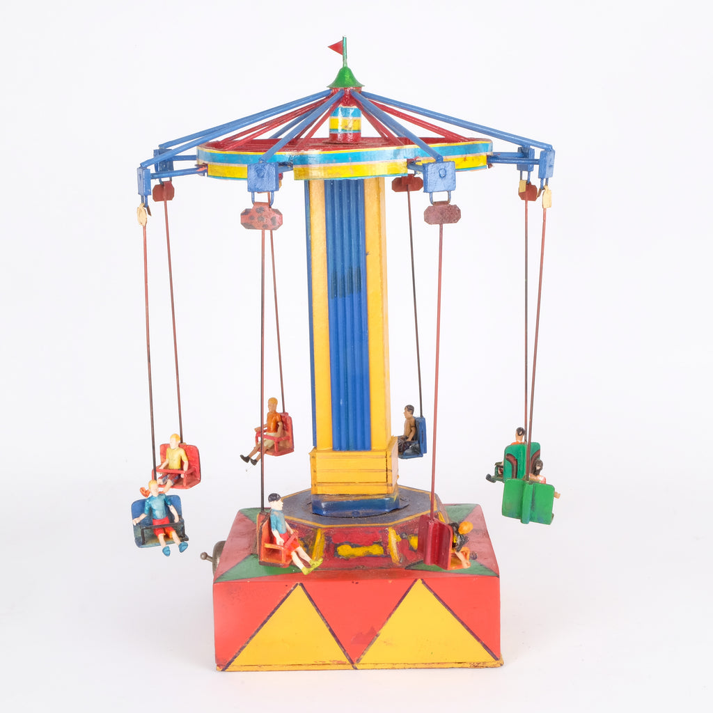 Stunning Vintage Fairground Swings