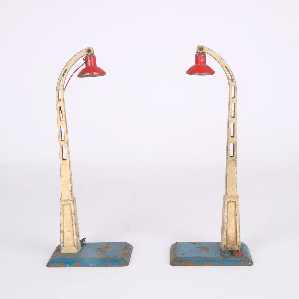 Vintage Toy Model Lamps
