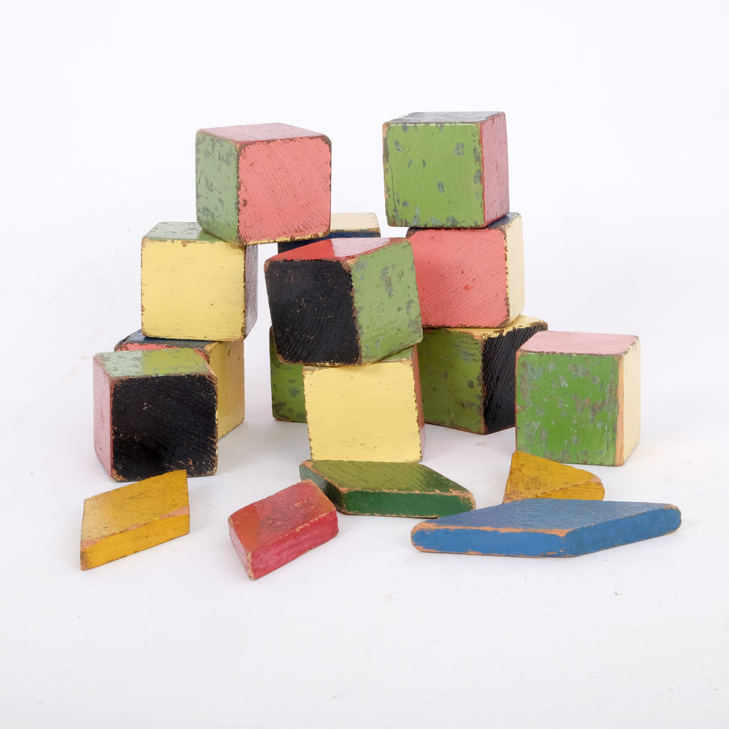 Childrens' Wooden Bricks
