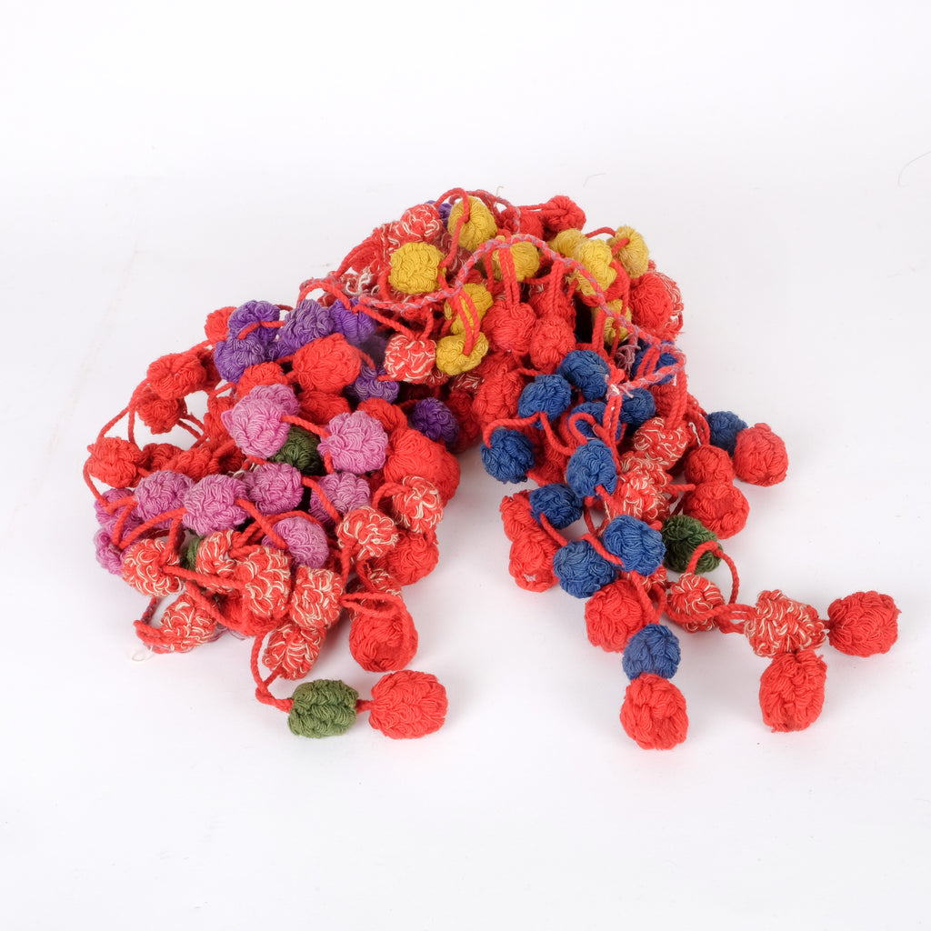 Colourful Pop Poms