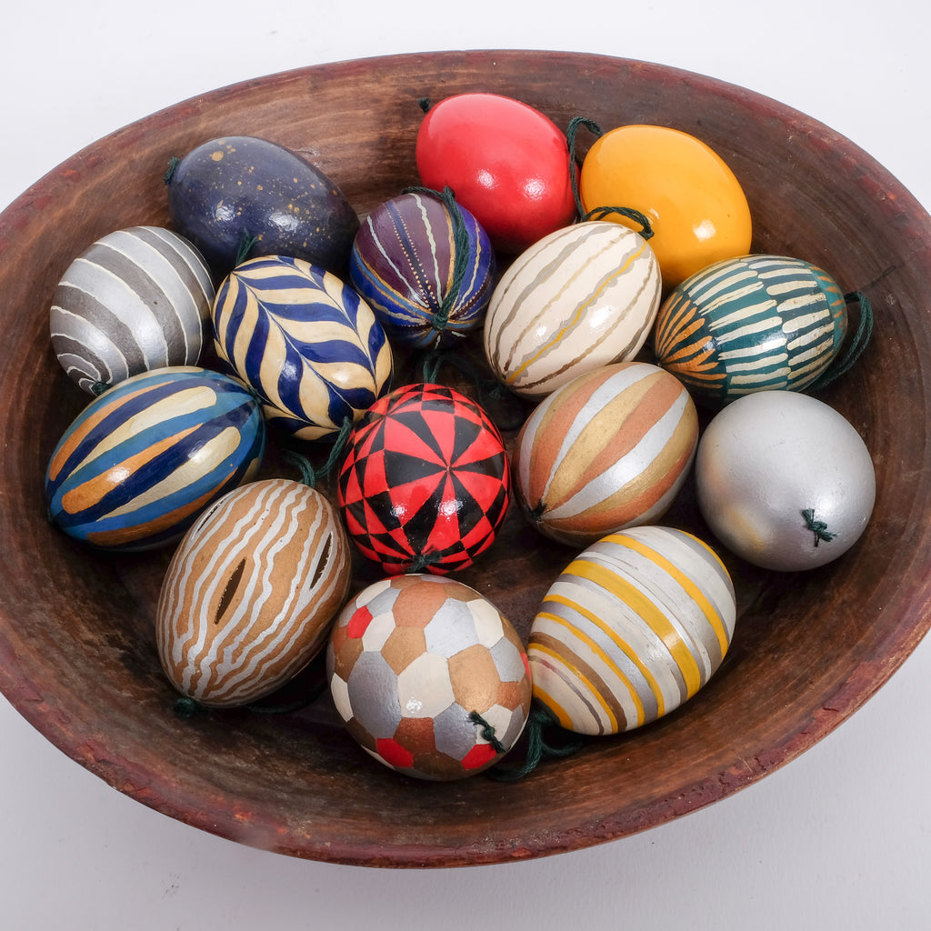 Beautiful Hand Painted Eggs
