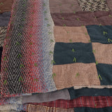 Checked Parchwork Quilt