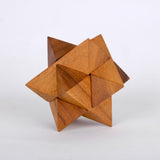 Modernist Wooden Shapes